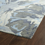 Kaleen Brushstrokes BRS06-75 Grey Hand Tufted Area Rug