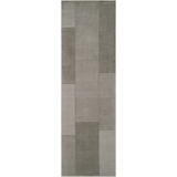 Surya Bristol BRT-2925 Light Gray Area Rug 2'6'' x 8' Runner