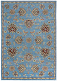 Rizzy Bay Side BS3582 Blue Area Rug