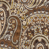 Surya Basilica BSL-7198 Chocolate Machine Loomed Area Rug Sample Swatch