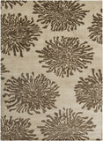 Surya Bombay BST-493 Chocolate Area Rug 8' x 11'
