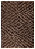 MAT Blanc Buffalo Brown Area Rug main image