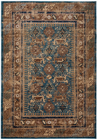Rizzy Bellevue BV3728 Blue Area Rug main image