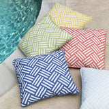 Surya Basketweave BW001 Pillow