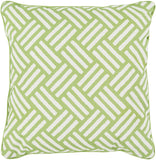 Surya Basketweave BW006 Pillow 16 X 16 X 4 Poly filled