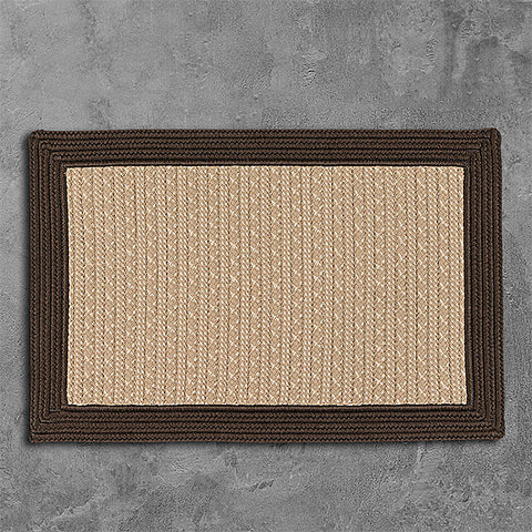Colonial Mills Bayswater BY03 Brown Area Rug main image