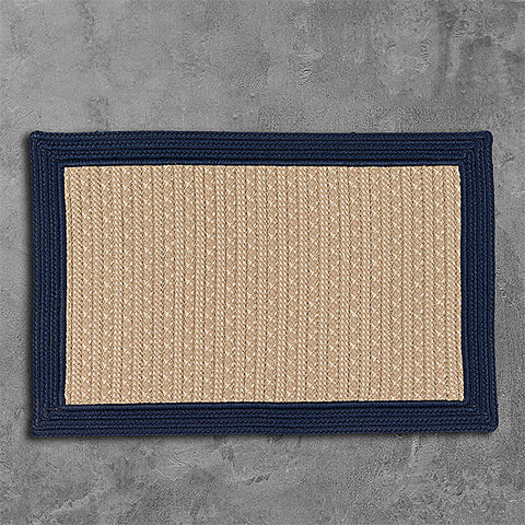 Colonial Mills Bayswater BY53 Navy Area Rug main image