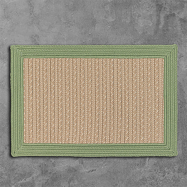 Colonial Mills Bayswater BY63 Moss Green Area Rug main image
