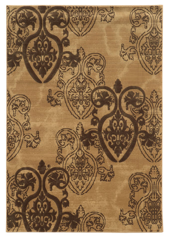 Linon Jewel Collection RUG-BYJ02 Area Rug main image