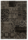 Linon Jewel Collection RUG-BYJ04 DBEIGE/Beige Area Rug main image