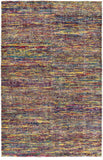 Surya Bazaar BZR-8001 Emerald/Kelly Green Area Rug 5' x 8'