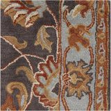 Surya Caesar CAE-1004 Charcoal Hand Tufted Area Rug 16'' Sample Swatch