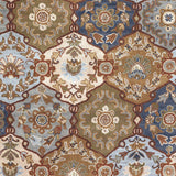 Surya Caesar CAE-1032 Charcoal Hand Tufted Area Rug Sample Swatch