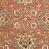 Surya Caesar CAE-1107 Rust Hand Tufted Area Rug Sample Swatch