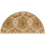 Surya Caesar CAE-1123 Tan Area Rug 2' x 4' Hearth