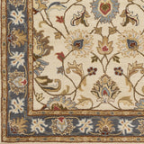 Surya Caesar CAE-1125 Gold Hand Tufted Area Rug Sample Swatch