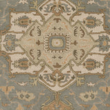 Surya Caesar CAE-1144 Medium Gray Hand Tufted Area Rug Sample Swatch
