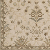 Surya Caesar CAE-1152 Khaki Hand Tufted Area Rug Sample Swatch