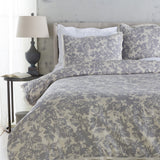 Surya Clara CAL-5002 Gray Bedding