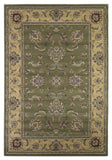 KAS Cambridge 7343 Sage/Beige Bijar Machine Woven Area Rug