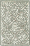 Surya Modern Classics CAN-1907 Grey Area Rug by Candice Olson 2' x 3'