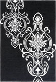Surya Modern Classics CAN-1951 Black Area Rug by Candice Olson 9' X 13'