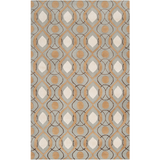 Surya Modern Classics CAN-1984 Grey Area Rug by Candice Olson 5' x 8'