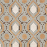 Surya Modern Classics CAN-1984 Grey Hand Tufted Area Rug by Candice Olson Sample Swatch