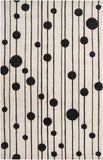 Surya Modern Classics CAN-1999 Beige Area Rug by Candice Olson 5' x 8'