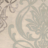 Surya Modern Classics CAN-2010 Ivory Hand Tufted Area Rug by Candice Olson Sample Swatch