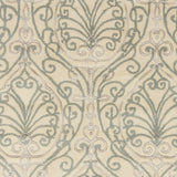 Surya Modern Classics CAN-2012 Grey Hand Tufted Area Rug by Candice Olson Sample Swatch