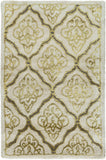 Surya Modern Classics CAN-2014 Ivory Area Rug by Candice Olson 2' x 3'