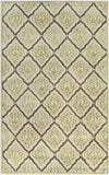 Surya Modern Classics CAN-2014 Ivory Area Rug by Candice Olson 5' x 8'