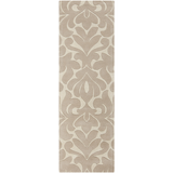 Surya Modern Classics CAN-2019 Beige Area Rug by Candice Olson 2'6'' X 8' Runner