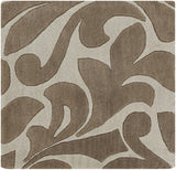 Surya Modern Classics CAN-2019 Beige Hand Tufted Area Rug by Candice Olson Sample Swatch