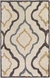 Surya Modern Classics CAN-2024 Ivory Area Rug by Candice Olson 2' x 3'