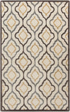 Surya Modern Classics CAN-2024 Ivory Area Rug by Candice Olson 5' x 8'