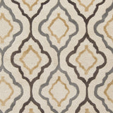 Surya Modern Classics CAN-2024 Ivory Hand Tufted Area Rug by Candice Olson Sample Swatch