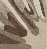 Surya Modern Classics CAN-2032 Beige Hand Tufted Area Rug by Candice Olson 16'' Sample Swatch