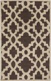 Surya Modern Classics CAN-2035 Chocolate Area Rug by Candice Olson 5' x 8'