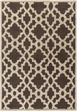 Surya Modern Classics CAN-2035 Chocolate Hand Tufted Area Rug by Candice Olson 8' X 11'