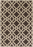 Surya Modern Classics CAN-2035 Chocolate Area Rug by Candice Olson 9' x 13'