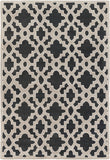 Surya Modern Classics CAN-2036 Black Area Rug by Candice Olson 9' X 13'