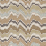 Surya Modern Classics CAN-2042 Mocha Hand Tufted Area Rug by Candice Olson Sample Swatch