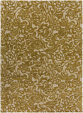 Surya Modern Classics CAN-2045 Gold Area Rug by Candice Olson 8' x 11'
