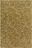 Surya Modern Classics CAN-2045 Gold Area Rug by Candice Olson 9' x 13'