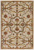 Surya Carrington CAR-1003 Beige Area Rug 2' X 3'