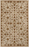 Surya Carrington CAR-1003 Beige Area Rug 5' x 8'