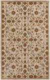 Surya Carrington CAR-1003 Beige Area Rug main image