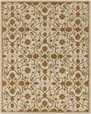 Surya Carrington CAR-1003 Beige Area Rug 8' x 10'